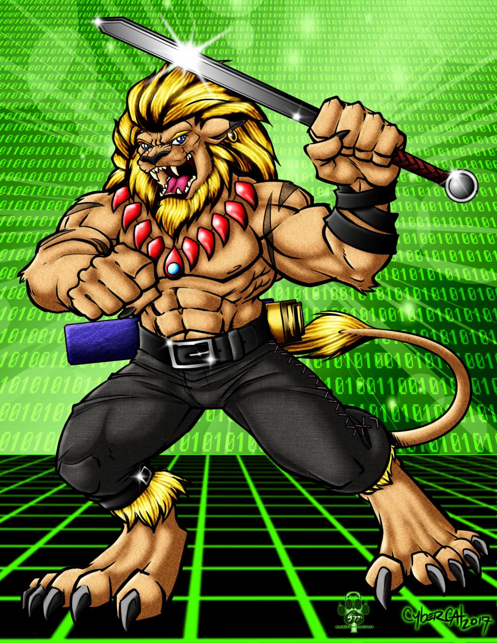 The Digital Warrior