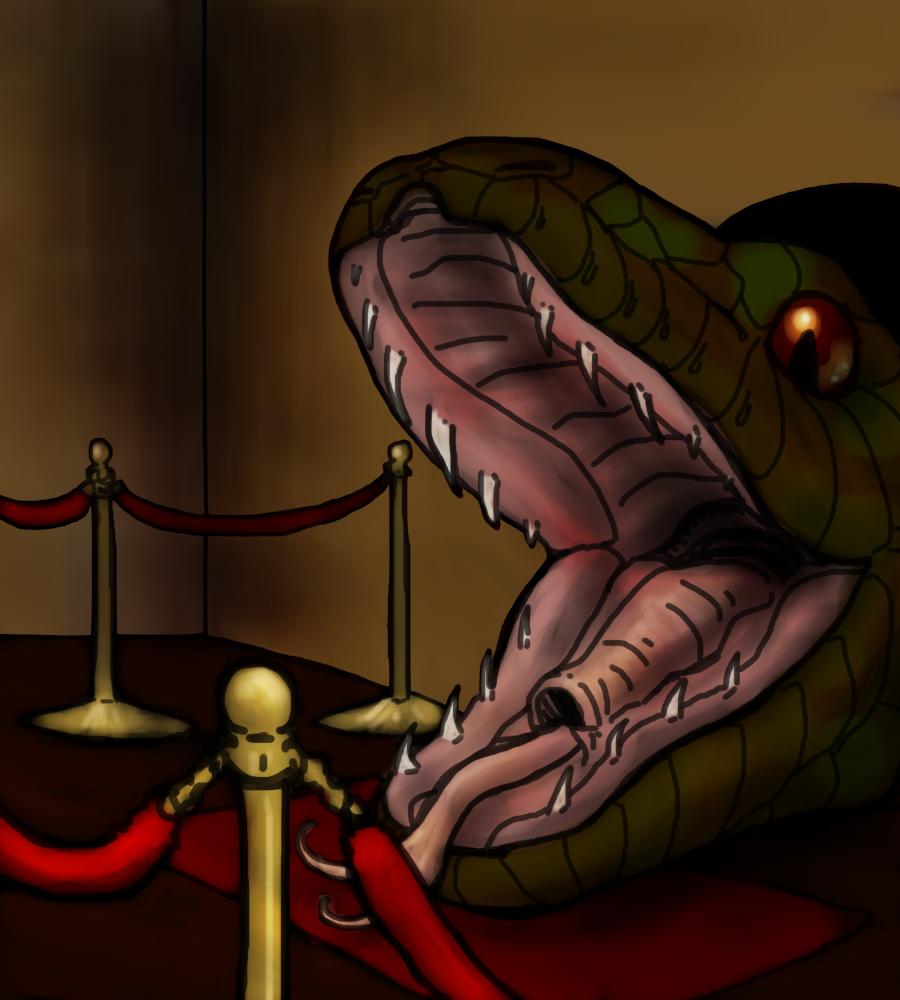 A Special Snake Exhibit (ENDO FULL TOUR)