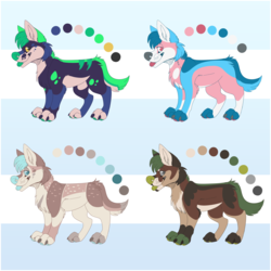 canine adoptables OPEN