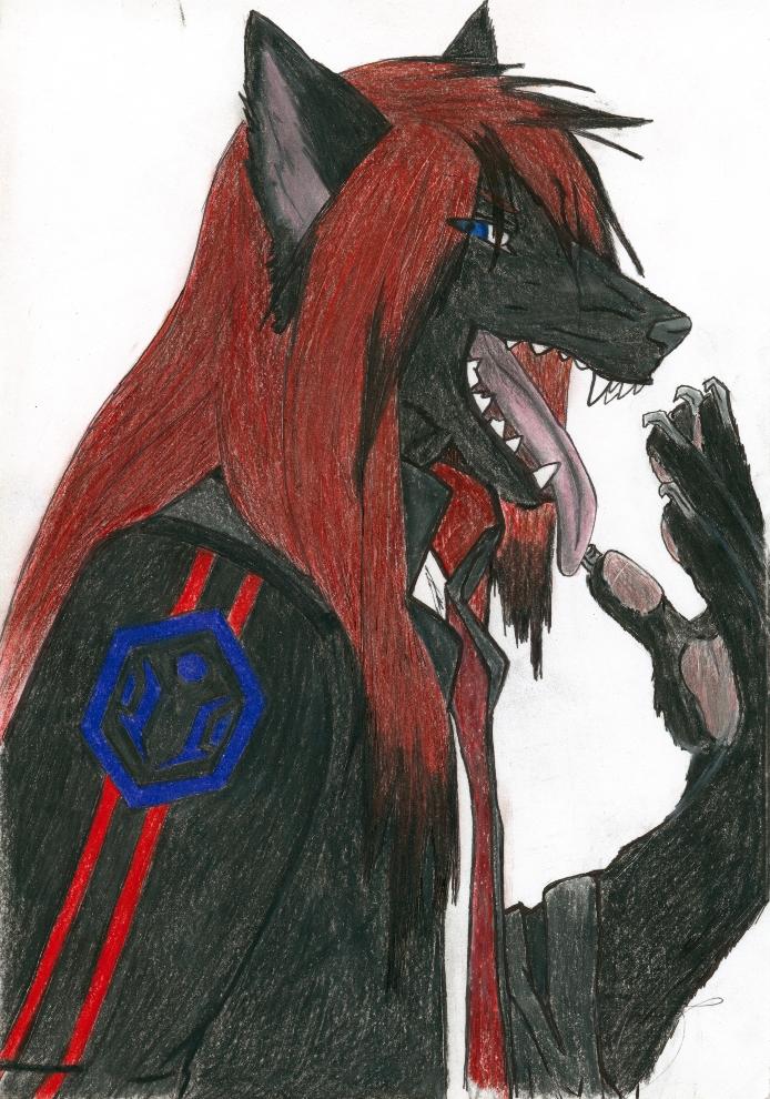 Taji (1st Sketch)