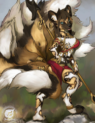 Wild Dog Oriana
