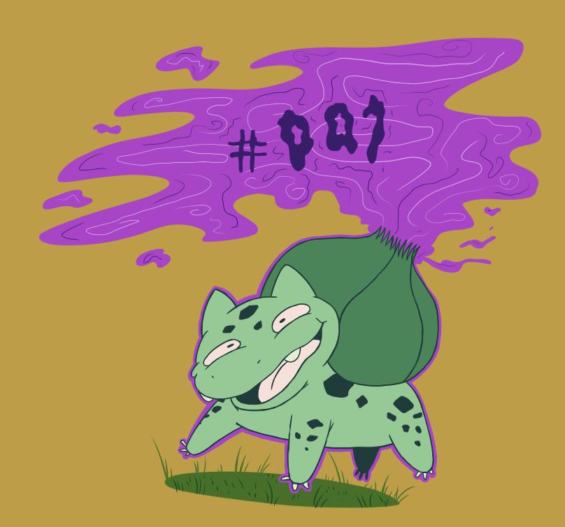 PKMNATHON 001 Bulbasaur