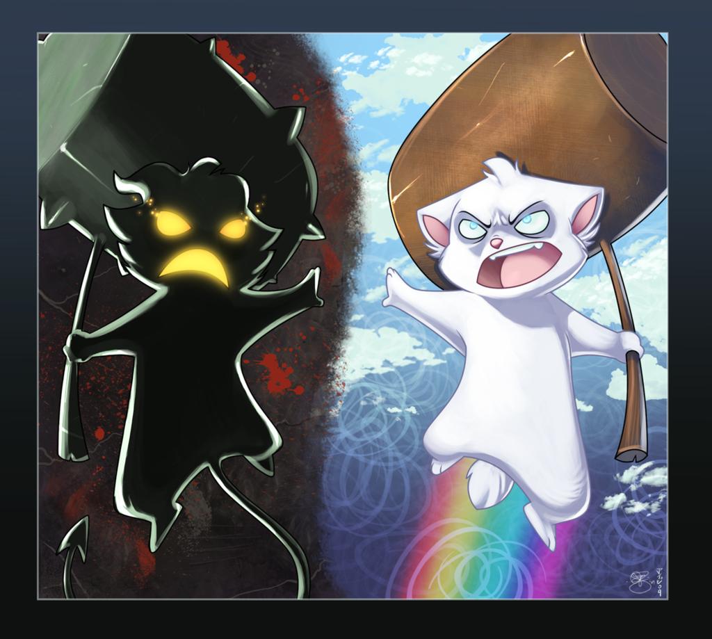 Collab - Good vs Evil