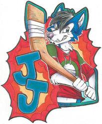 JJ Badge (MFF 2014)