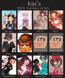 Summary Art 2015