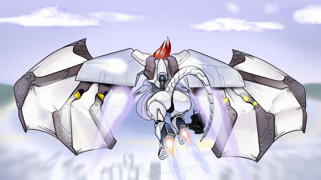 Ananke Takes Flight
