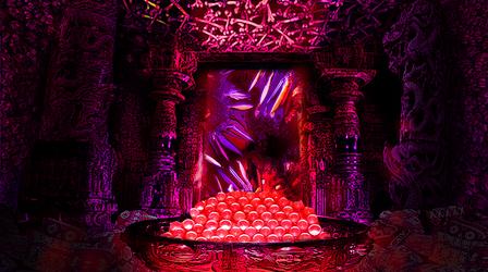 Amethyst chamber