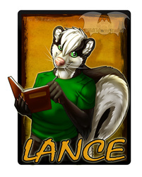 VF2017 - Lance Badge