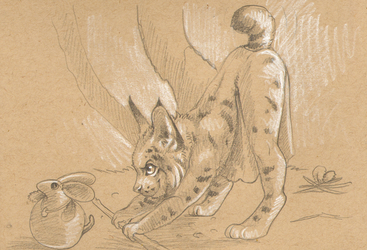 Wabbit Hunting! Iye's Early Years