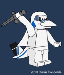 LegOwen (Minifigure Owen)