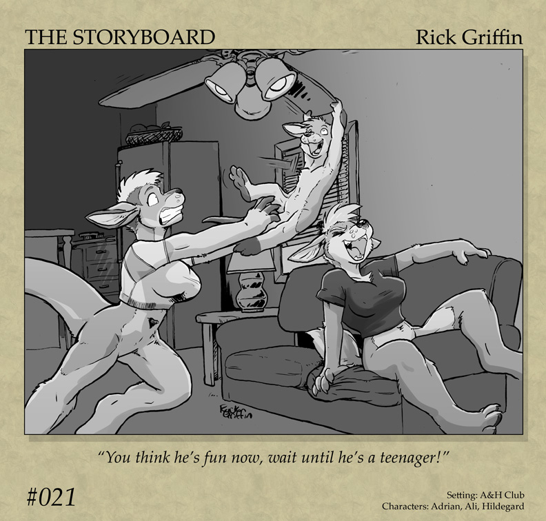 The Storyboard - 021