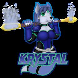 Krystal Bust Shot
