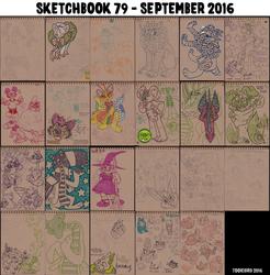 Sketchbook 79 - September