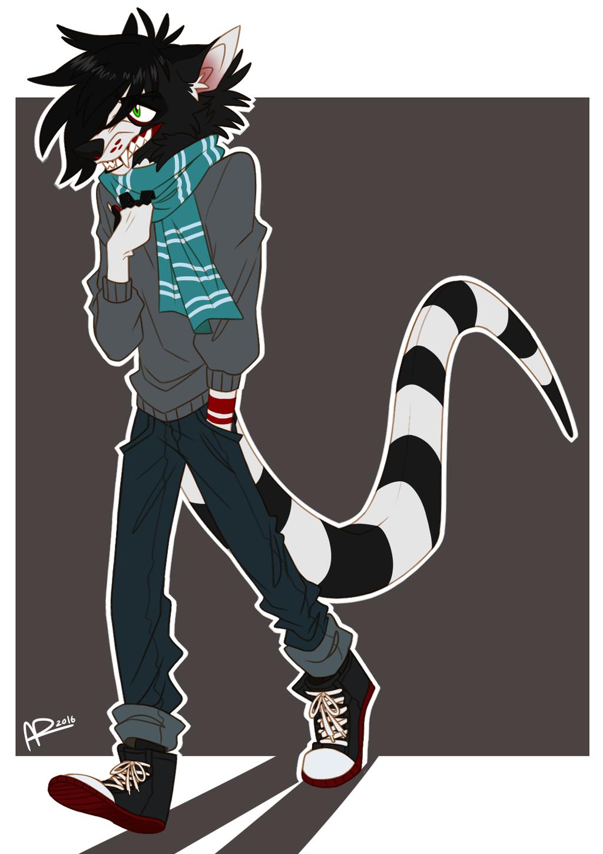 commission: Ferocix