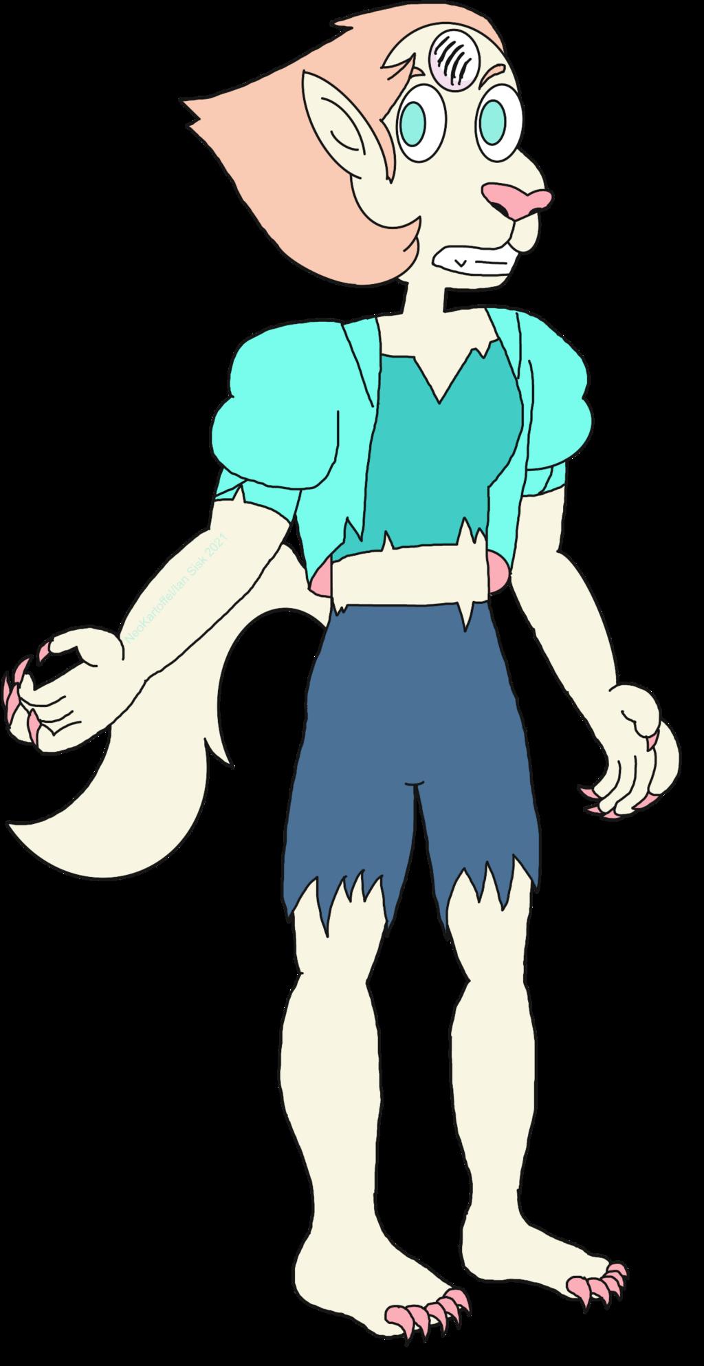 Werewolf Pearl