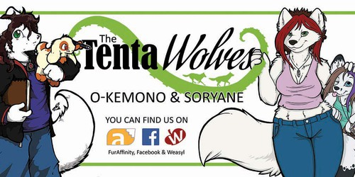 The Tentawolves - Banner