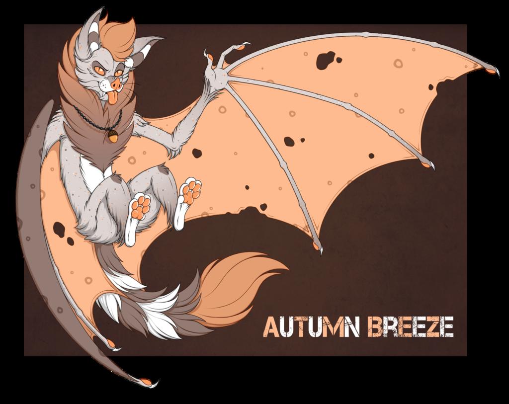 Autumn Breeze KittyBat! SOLD