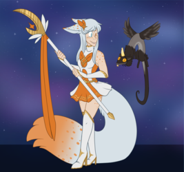 Commission: Star Guardian Veronica