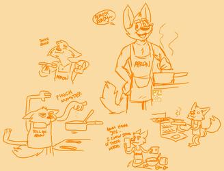 [S] Portz Cooks Stuff