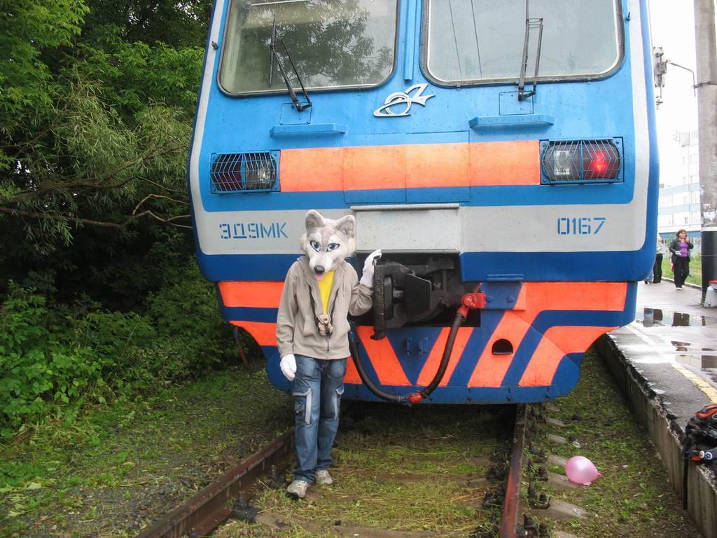 ED9 train