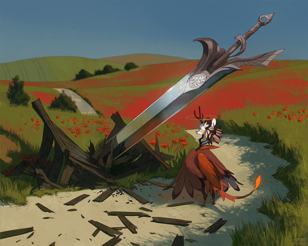The Bleeding Lands