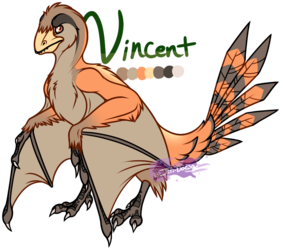 Vincent - Astrid's Companion