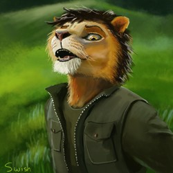 Lion Guy