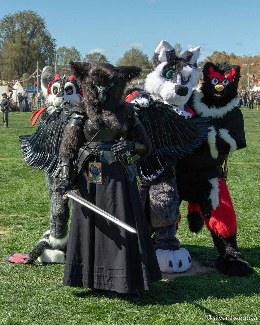 Ironfest 2019: Den Mother Protects