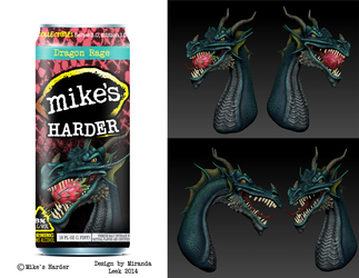 Mike's Harder: Dragon Rage