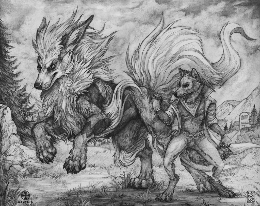 Arcanine, I choose you!