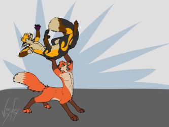 Taur attack!
