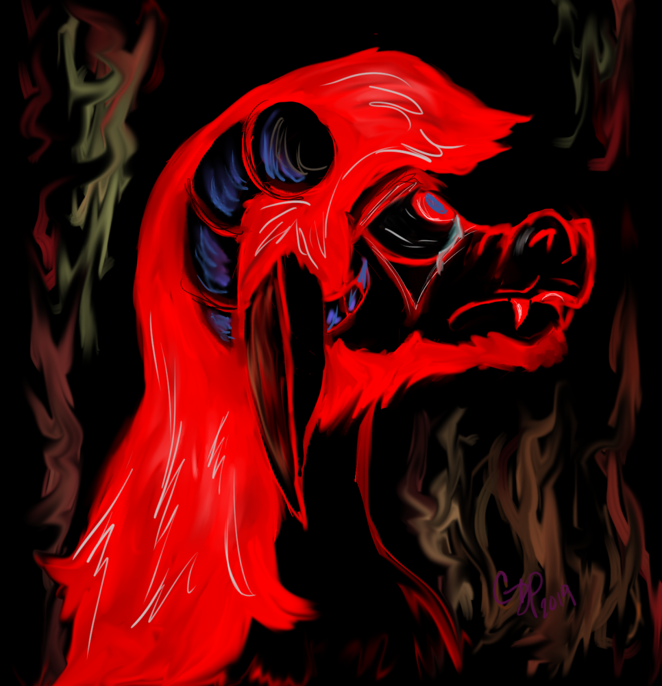 Most recent image: Red Hellion
