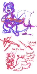 Mandrigili Question Sookie weapon