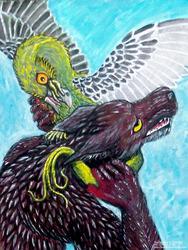 Snallygaster vs Dewayyo