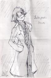receipt sketch: sakropachi sensei