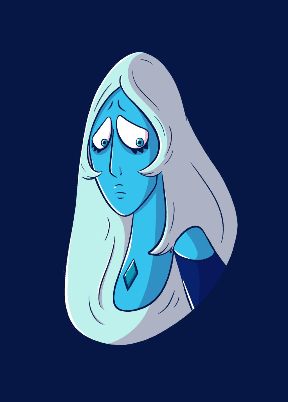 Blue Diamond (Fan Art)