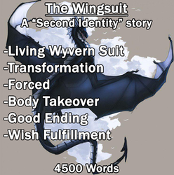 The Wingsuit: Wyvern Suit TF