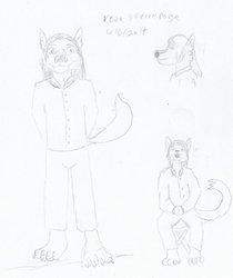 Keda Sketch page