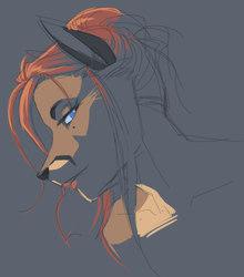 Endora Kadesha Idrelle (by Ashryn)