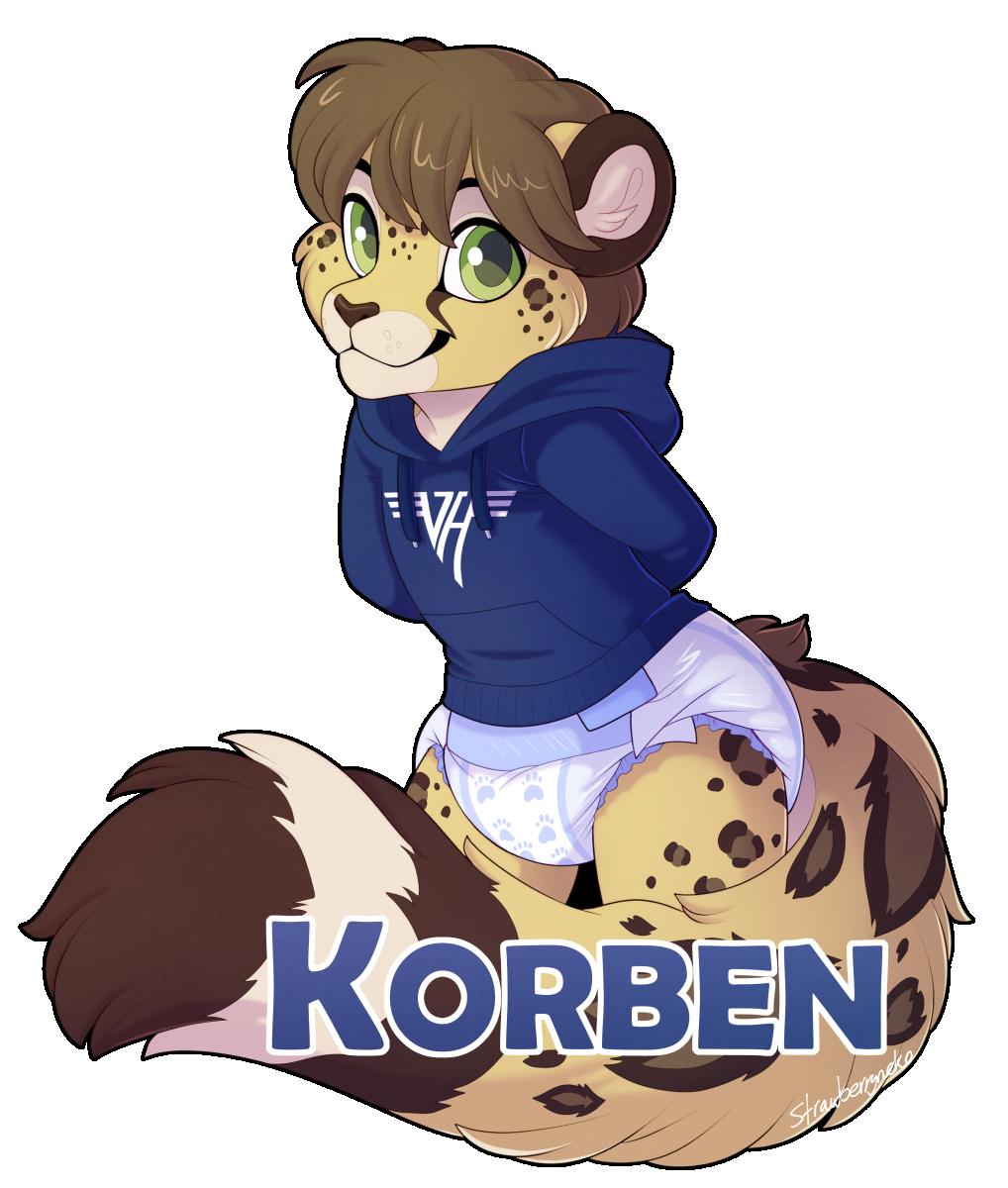 Korben Badge