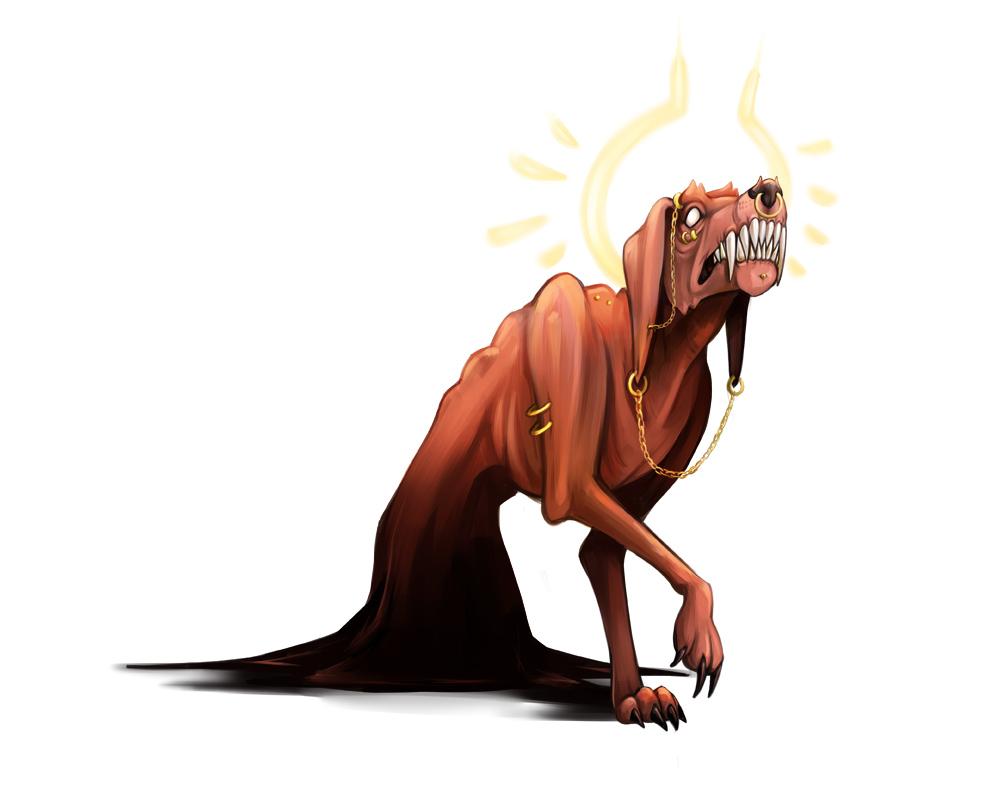 Abyssal Hellhound