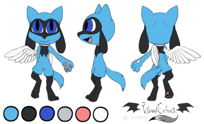 Comm – Ethan Reference (Riolu)