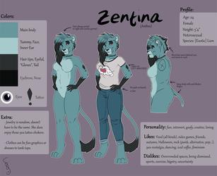 Zentina Character Profile