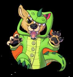 I'mma Dinosaaaaur!