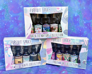 Fursuit Spray Gift Boxes Available