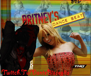 Britney's Dance Beat Stream. Hell. Yes. (LOLOLOLOLOLOL)