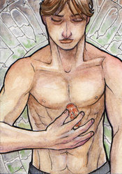 ACEO: Nathan's Scar