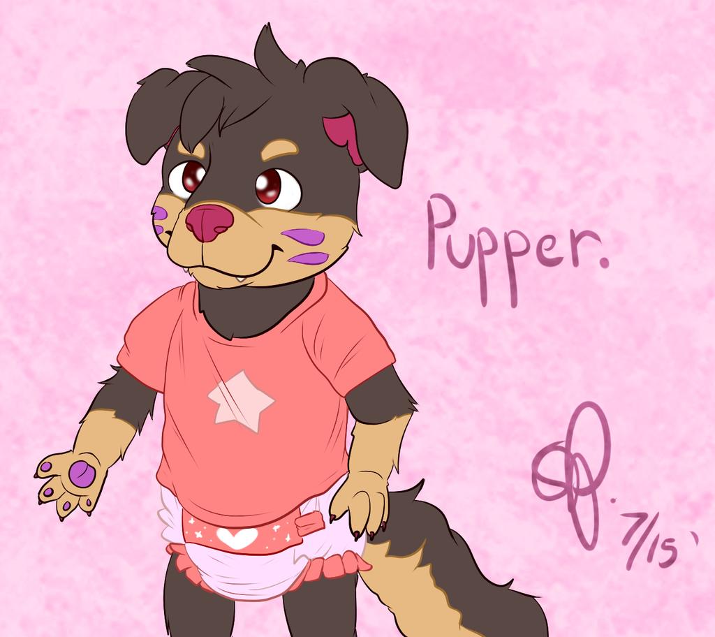 Pupper!