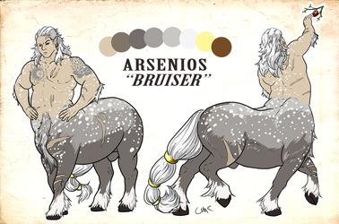 Arsenios Ref