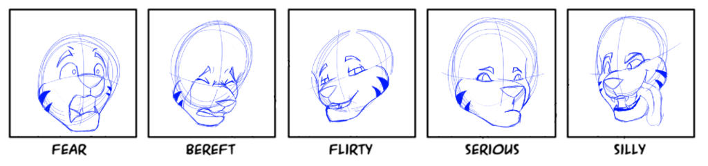 Most recent image: Expression Practice 4